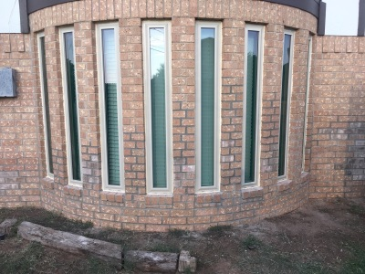 Custom windows